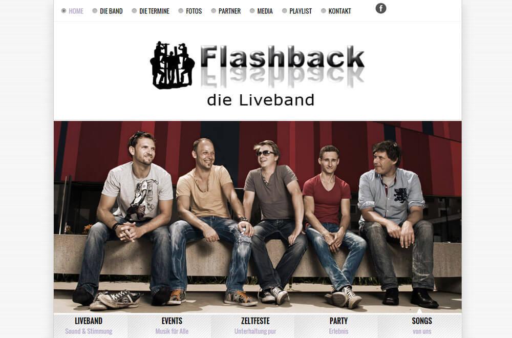 Flashback die Liveband