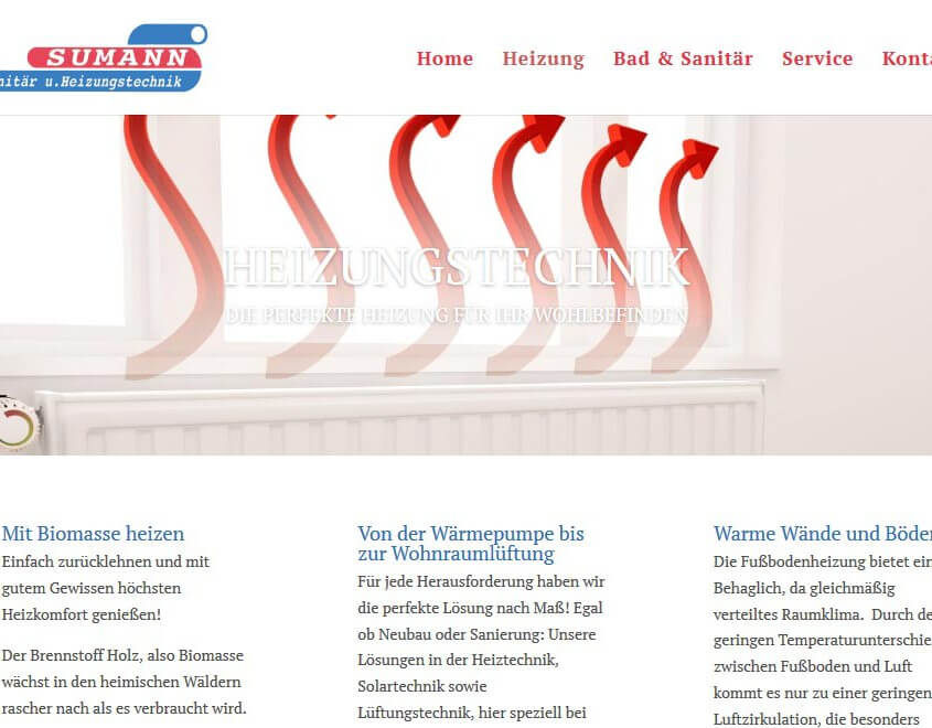 Heizungs- und Sanitärtechnik GmbH