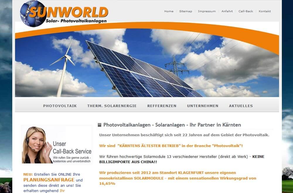Sunworld Solar