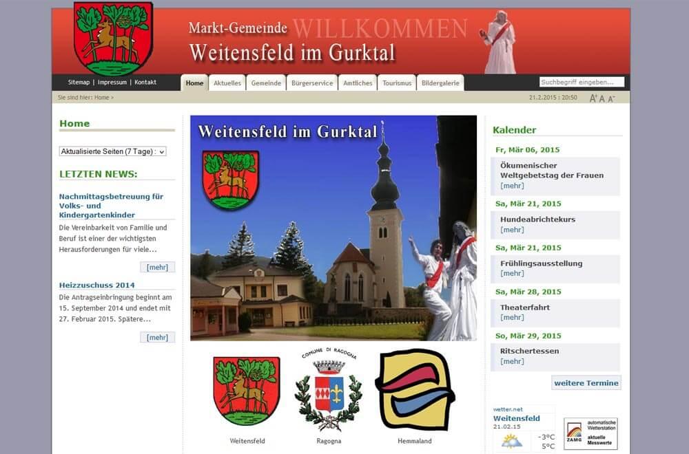 Weitensfeld