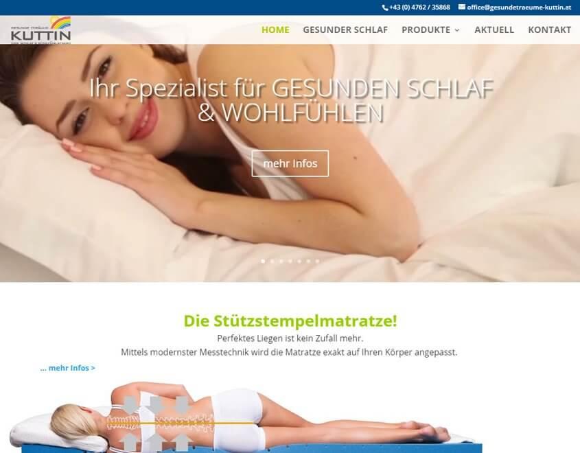 DAS SCHLAF + WOHLFÜHLSTUDIO Kuttin