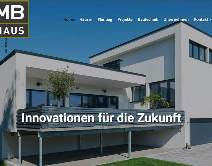 MB HolzMassivhaus