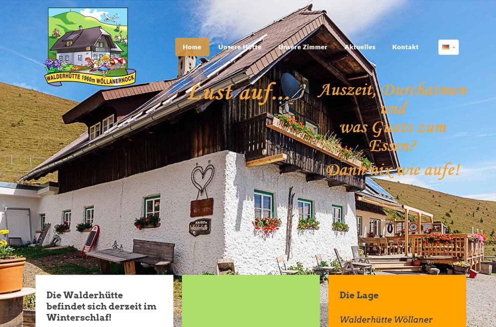 Walderhütte
